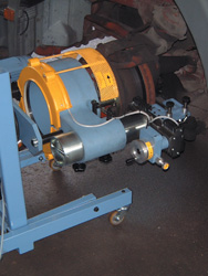 On-Truck Brake Lathe TD502